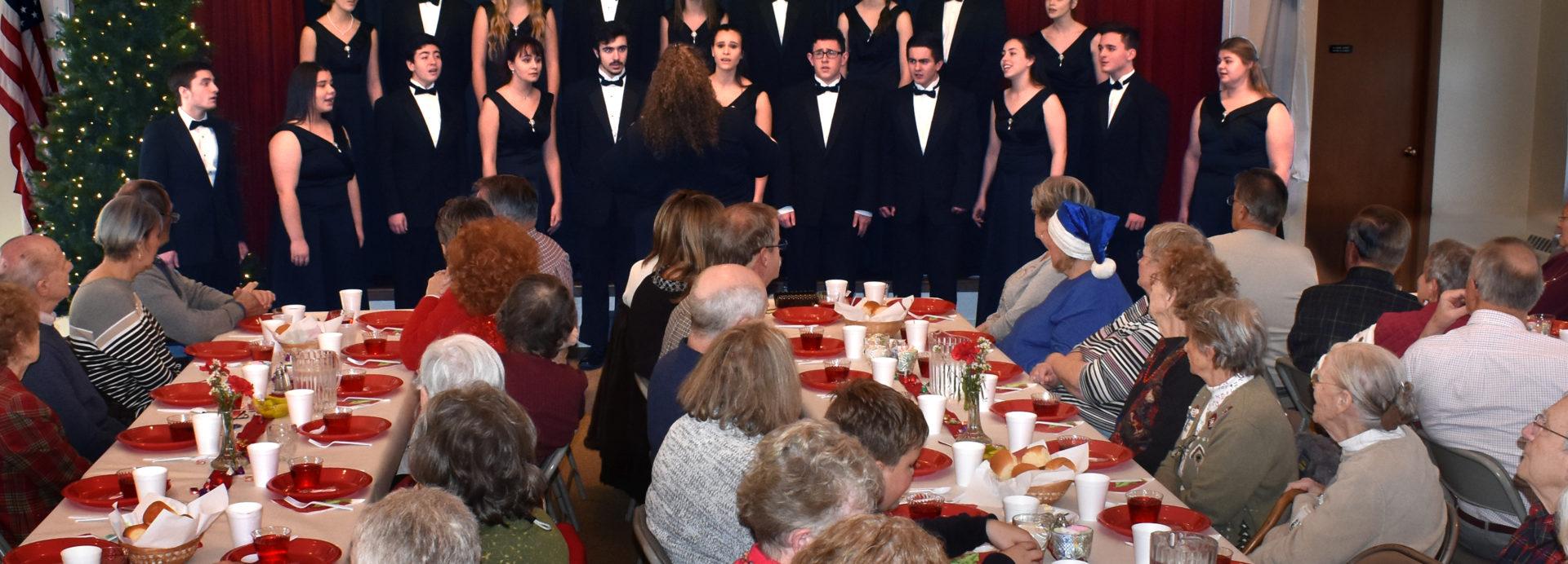 2018 Community Christmas dinner