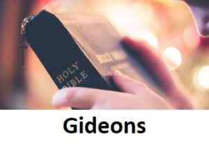 Gideons International - Click to open a new tab to learn more!